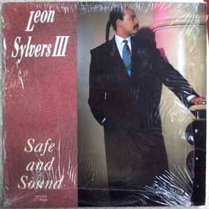 LEON SYLVERS III - Safe and sounds - 12 inch 33 rpm