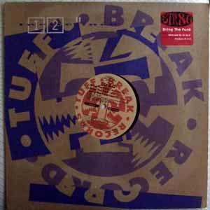 STR8-G - Bring the funk - 12 inch 33 rpm