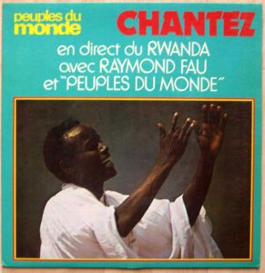 PEUPLES DU MONDE - Chantez - 7inch (SP)