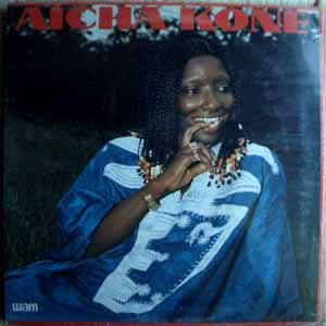 AICHA KONE - Same - LP
