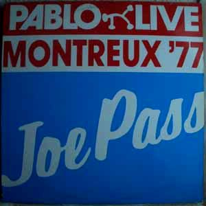 JOE PASS - Montreux 77 - LP