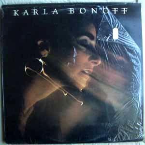 KARLA BONOFF - Same - LP