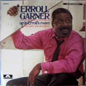 ERROLL GARNER FEAT. THE BRASS BED - Up in erroll's room (French press) - 33T