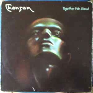 CHANSON - Together we stand - LP