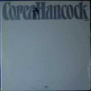 COREA HANCOCK - Same - LP x 2