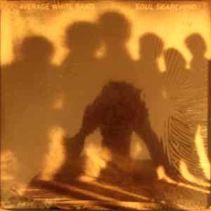 AVERAGE WHITE BAND - Soul searching - LP
