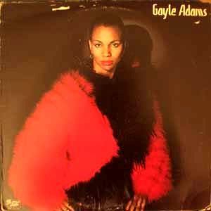 GAYLE ADAMS - Same - LP
