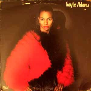 GAYLE ADAMS - Same - 33T