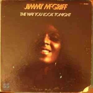 JIMMY MCGRIFF - The way you look tonight - LP