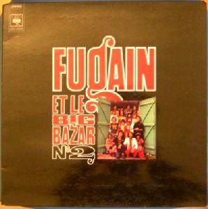 MICHEL FUGAIN ET LE BIG BAZAR - N°2 - LP