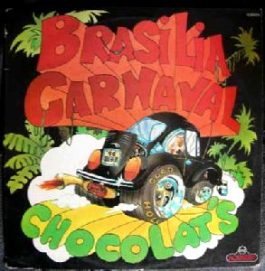 CHOCOLAT'S - Brasilia Carnaval - LP