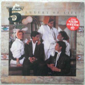 5 STAR - Luxury of life - LP