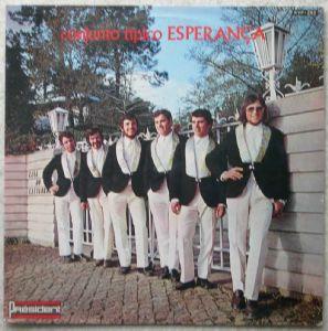 CONJUNTO TIPICO ESPERANCA - Same - LP