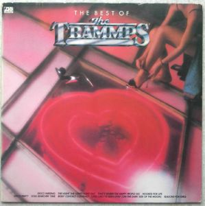 THE TRAMMPS - The best of - LP