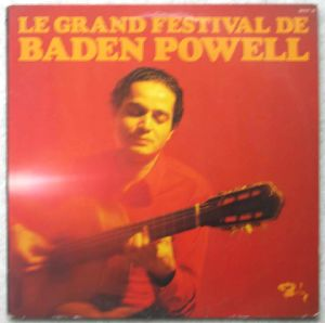 BADEN POWELL - Le Grand festival - LP x 2