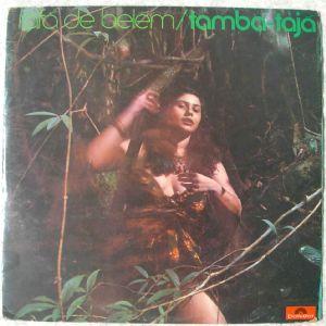 FAFA DE BELEM - Tamba taja - LP