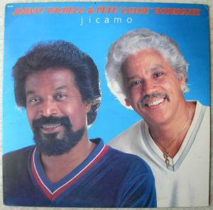 JOHNNY PACHECO & PETE RODRIGUEZ - Jicamo - LP