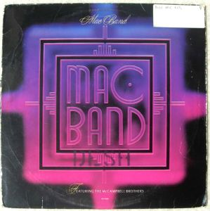 MAC BAND - Same - LP
