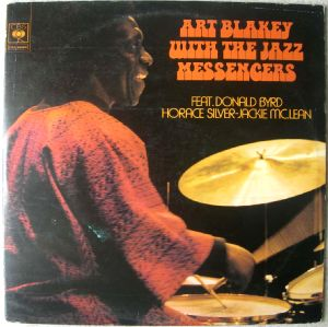 ART BLAKEY WITH THE JAZ MESSENGERS FEAT. DONALD BY - Same - Double LP Gatefold