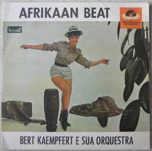 BERT KAEMPFERT E SUA ORCHESTRA - Afrikaan beat - LP