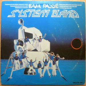 SYSTEM BAND - Bam passe - LP