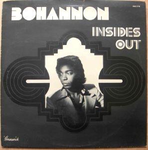 BOHANNON - Insides out - LP