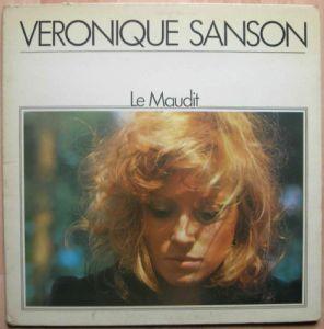 VERONIQUE SANSON - Le maudit - LP