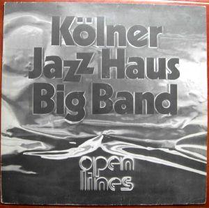 KOLNER JAZZ HAUS BIG BAND - Open times - LP