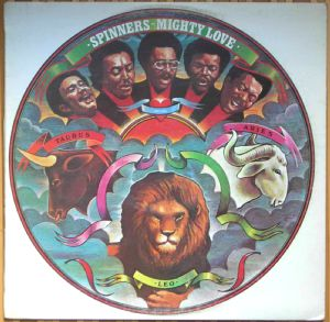 THE SPINNERS - Mighty love - LP