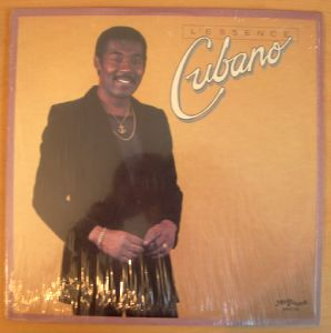 CUBANO - L'essence - LP