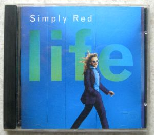 SIMPLY RED - Life - CD