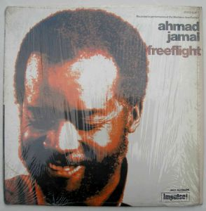 AHMAD JAMAL - Freeflight - LP
