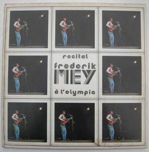 FREDERICK MEY - Recital a l'Olympia - LP x 2