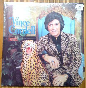VINCE CARDELL - Same - LP