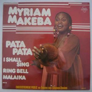 MYRIAM MAKEBA - Pata Pata - LP