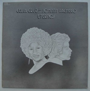 CELIA CRUZ / JOHNNY PACHECO - Eternos - LP