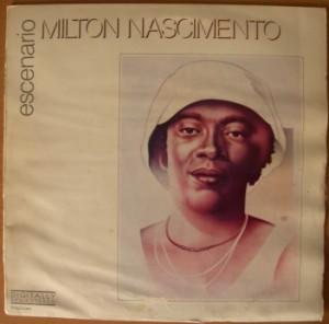 MILTON NASCIMENTO - Escenario - LP