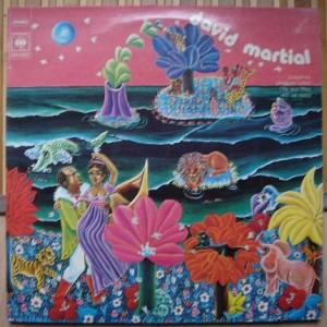DAVID MARTIAL - Same - LP