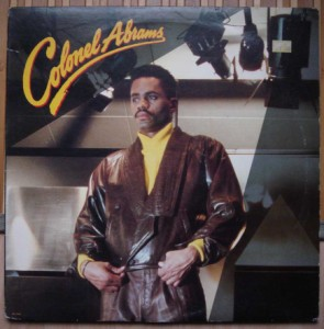COLONEL ABRAMS - Same - LP