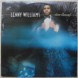 LENNY WILLIAMS - Love current - LP