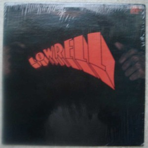 LOWRELL - Same - LP