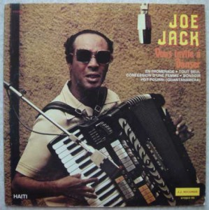 JOE JACK - Vous invite a danser - LP
