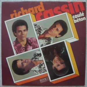 RICHARD CASSIN - Coule beton - LP