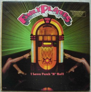 FAMILY PLAYERS - I love Funk 'n' Roll - LP