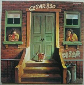 CESAR - Cesar 830 - LP Gatefold