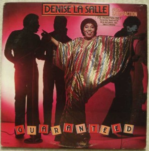 DENISE LASALLE - Guaranteed - LP