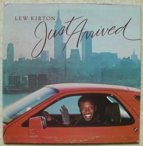 LEW KIRTON - Just arrived - LP