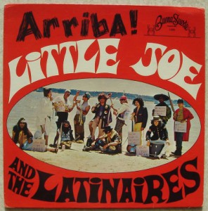 LITTLE JOE AND THE LATINAIRES - Arriba! - LP