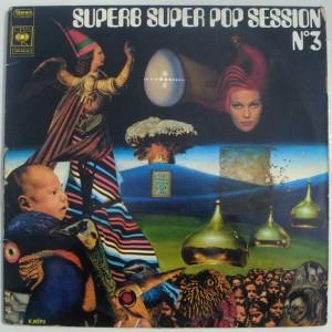 VARIOUS ARTISTS (THE BYRDS, BOB DYLAN, REDBONE, …) - Super Super Pop session n°3 - LP x 2