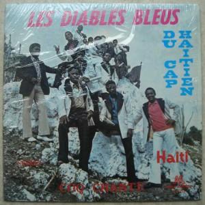 LES DIABLES BLEUS DU CAP HAITIEN - Coq chante - LP